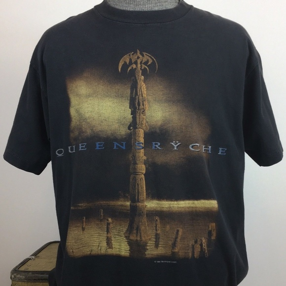 Other - Vtg 94 Queensryche Authentic Tshirt 2XL H35